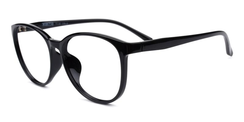 Jay-Black-Eyeglasses