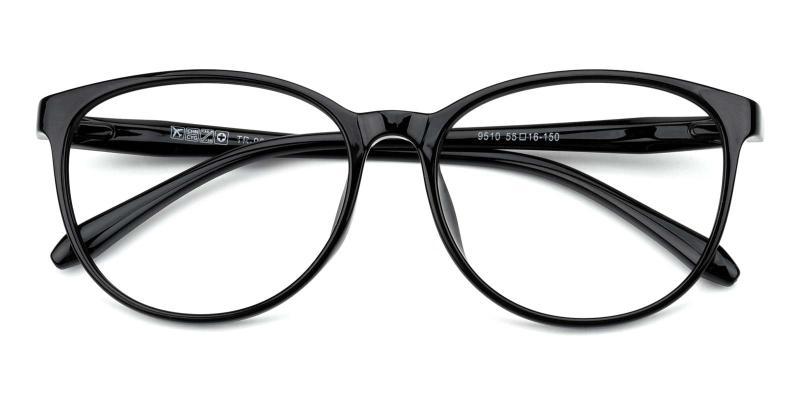 Jay-Black-Eyeglasses