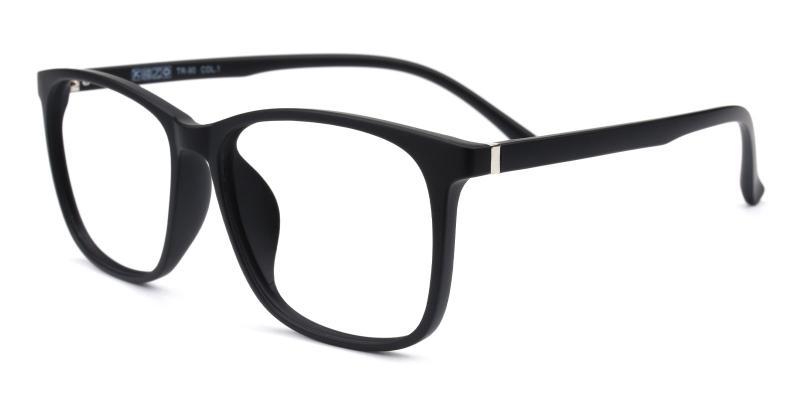 Gloria-Black-Eyeglasses