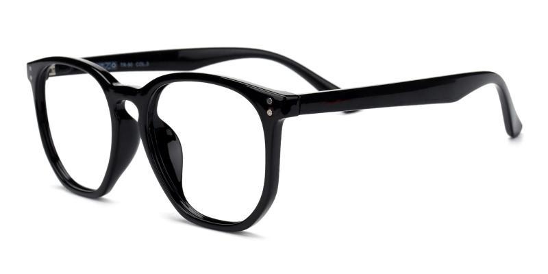 Claire-Black-Eyeglasses