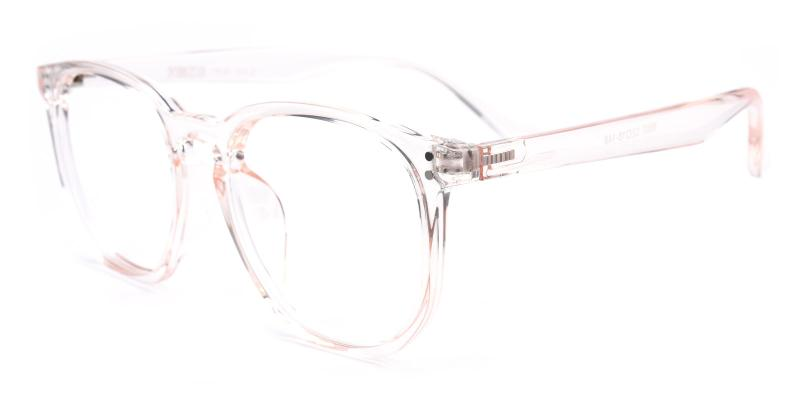 Claire-Orange-Eyeglasses