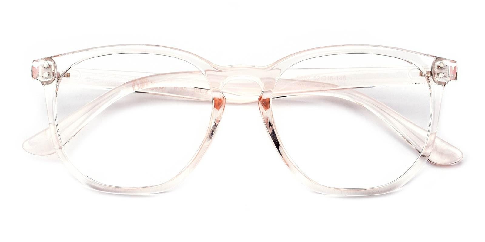 Claire-Orange-Geometric-TR-Eyeglasses-detail