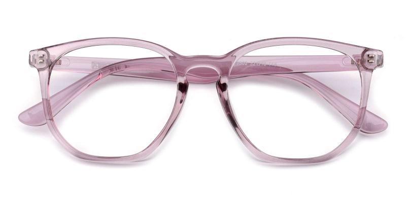 Claire-Purple-Eyeglasses