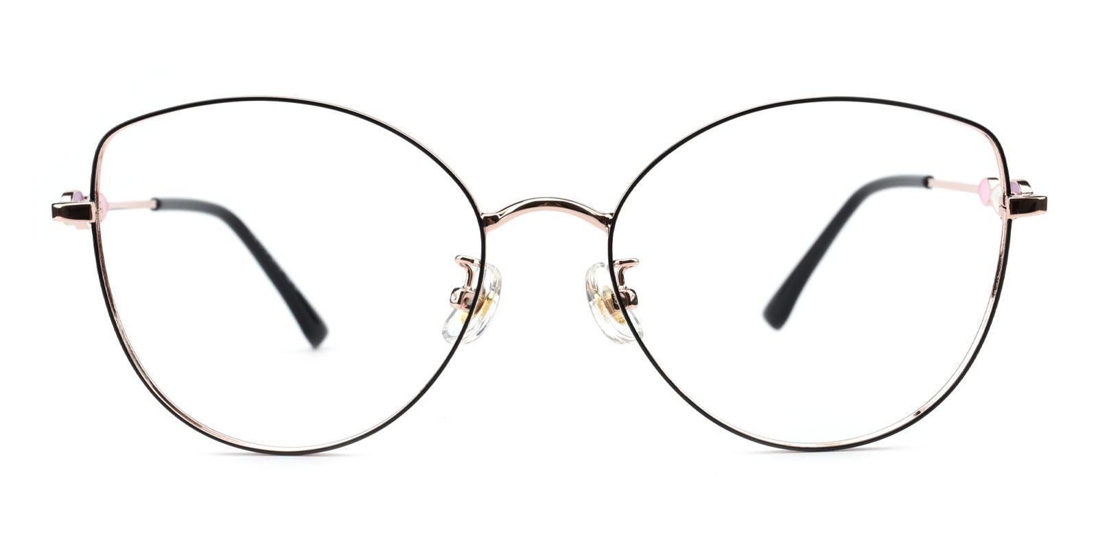 Haley-Gold-Cat-Metal-Eyeglasses-additional2