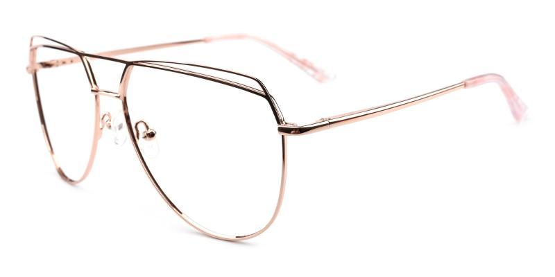 Nicole-Pink-Eyeglasses