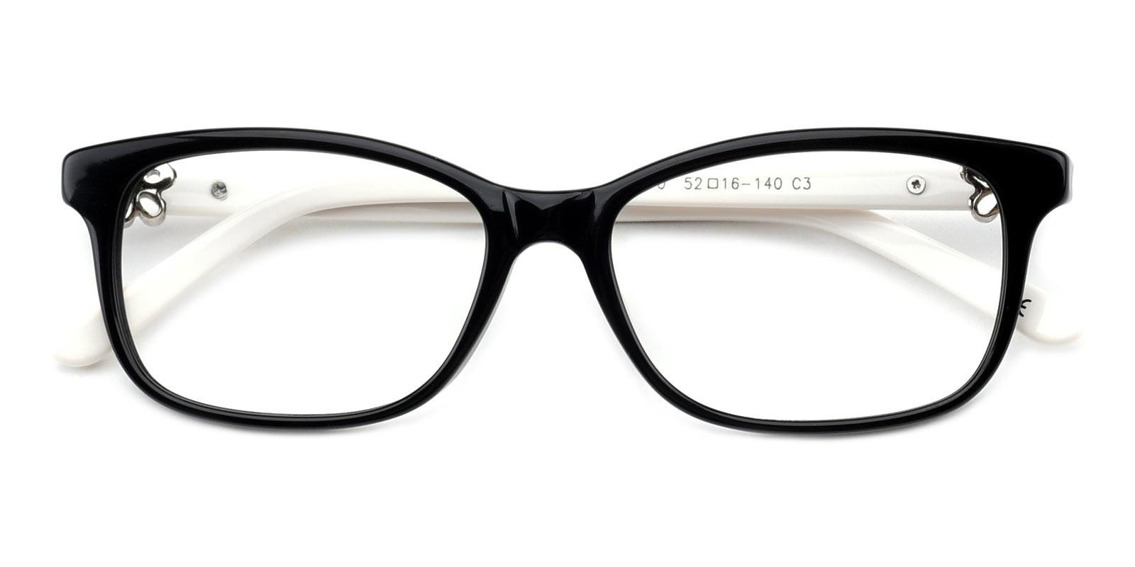 Afterwards-Black-Rectangle-TR-Eyeglasses-detail