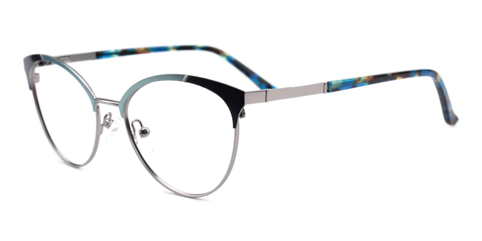 Hobbit-Blue-Cat-Metal-Eyeglasses-additional1