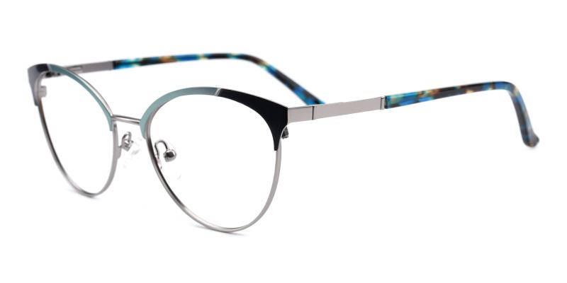 Hobbit-Blue-Eyeglasses