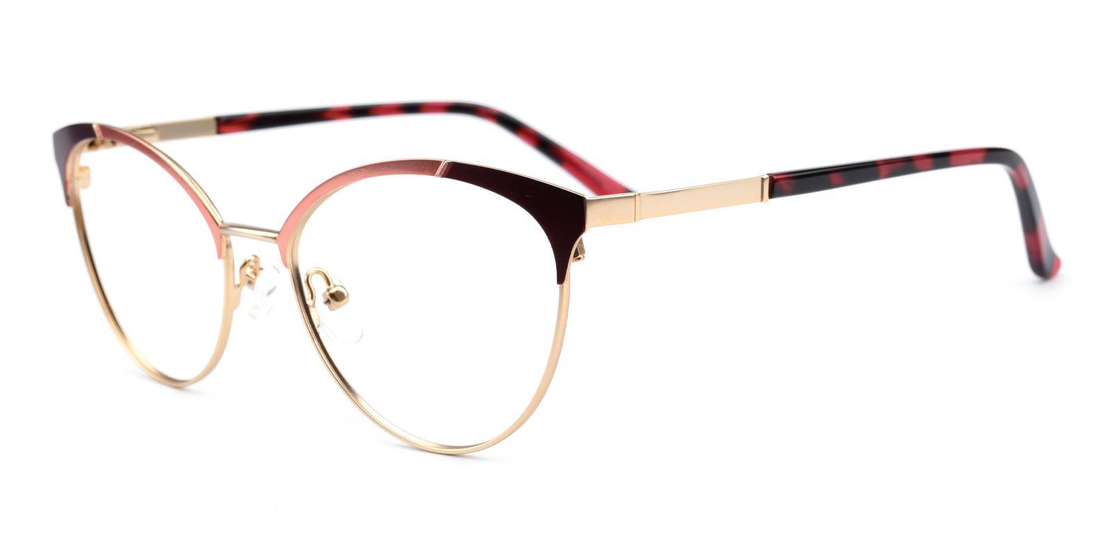 Hobbit-Red-Cat-Metal-Eyeglasses-additional1
