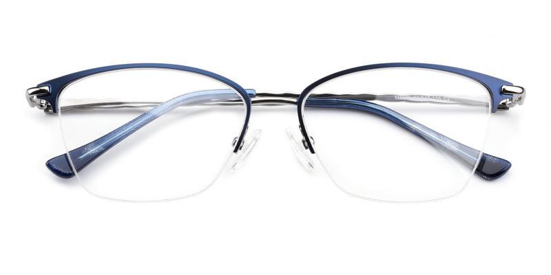 Karastan-Blue-Eyeglasses