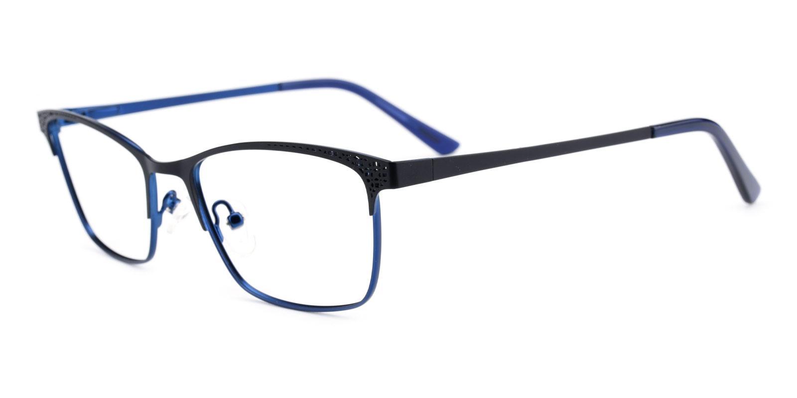 Moon-Blue-Rectangle-Metal-Eyeglasses-additional1