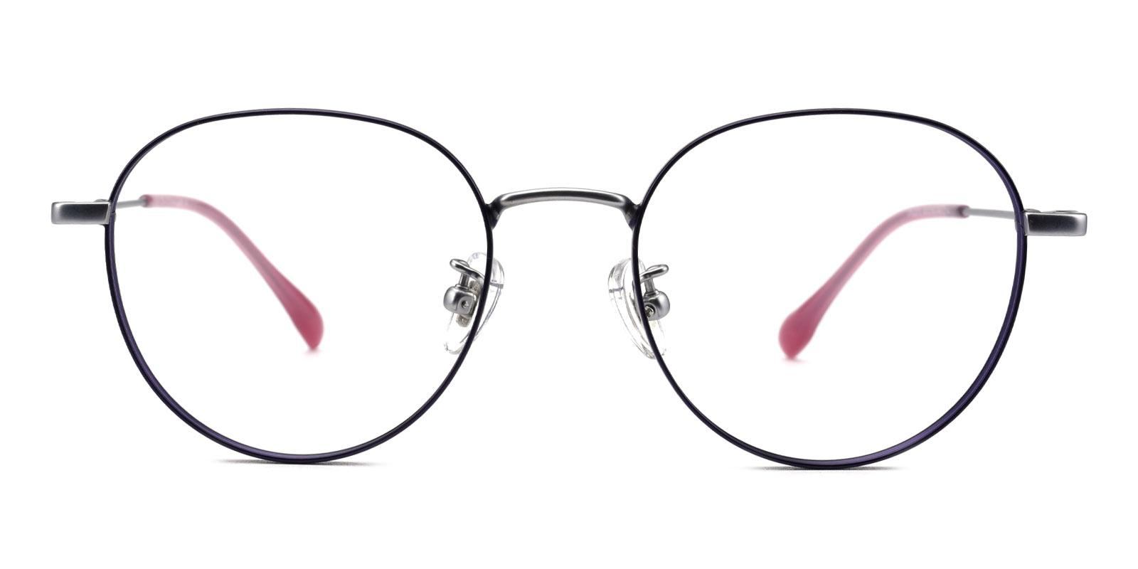 North-Purple-Round-Titanium-Eyeglasses-detail