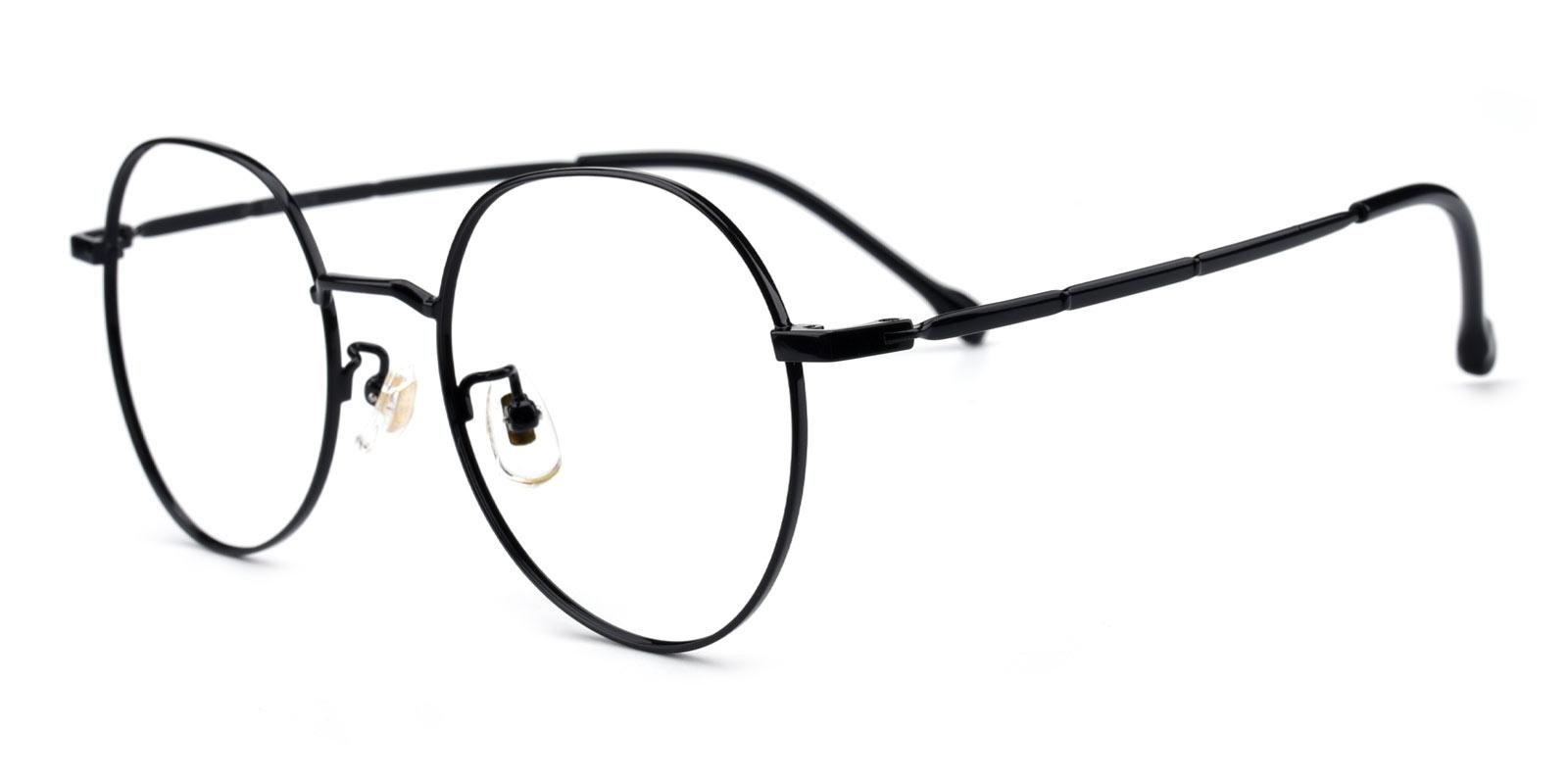 Berkeley-Black-Round-Titanium-Eyeglasses-additional1