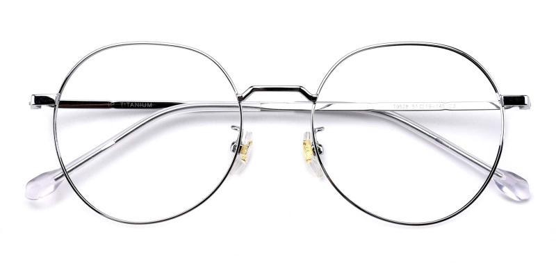 Berkeley-Silver-Eyeglasses