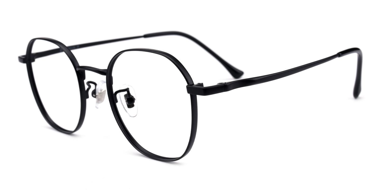 Iron-Black-Round-Titanium-Eyeglasses-additional1