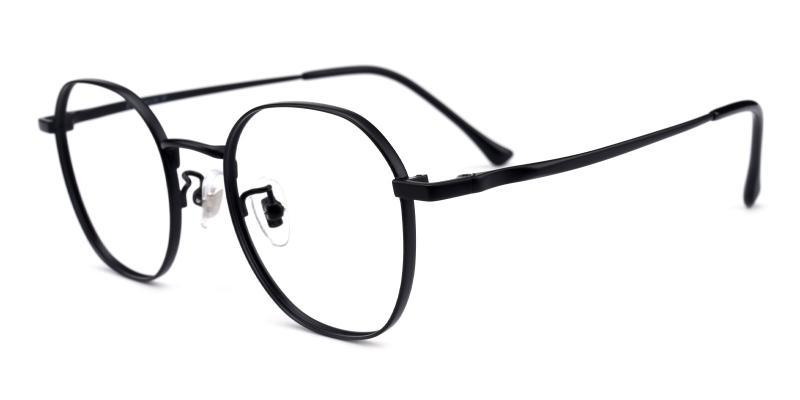 Iron-Black-Eyeglasses