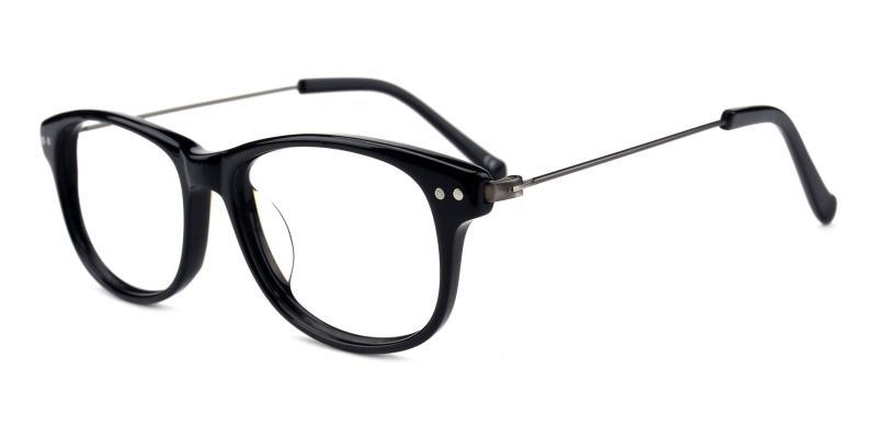 Gulmira-Black-Eyeglasses