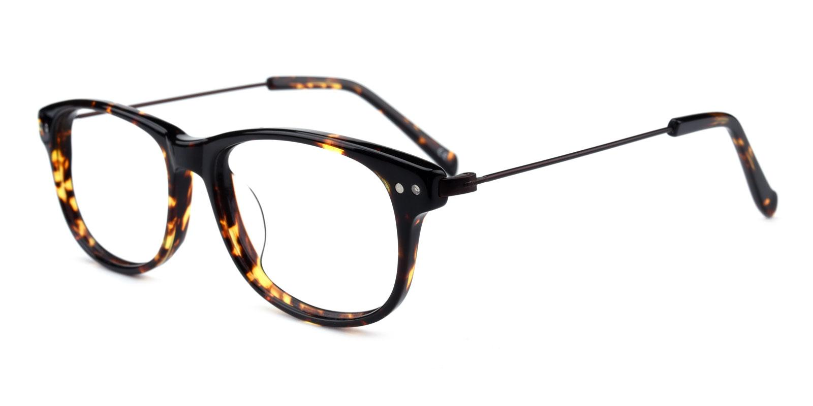 Gulmira-Leopard-Rectangle-Plastic-Eyeglasses-detail