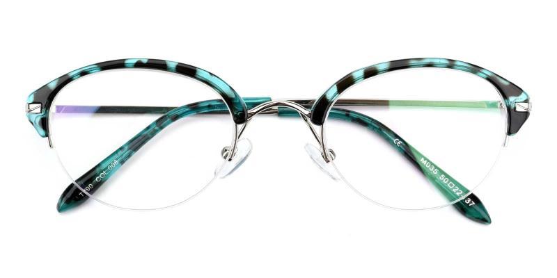 Quiller-Blue-Eyeglasses