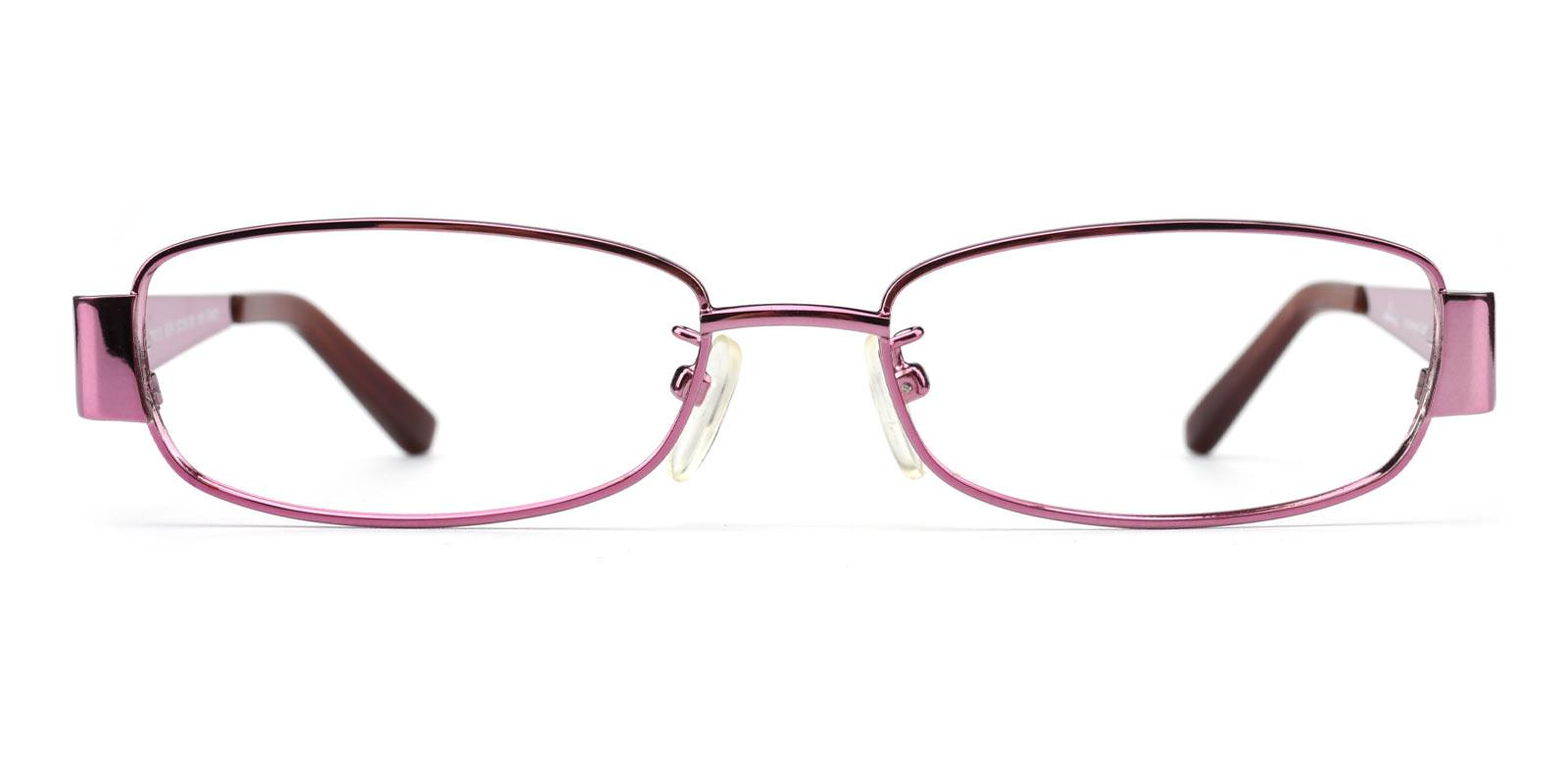 Bonnie-Purple-Rectangle-Combination-Eyeglasses-detail