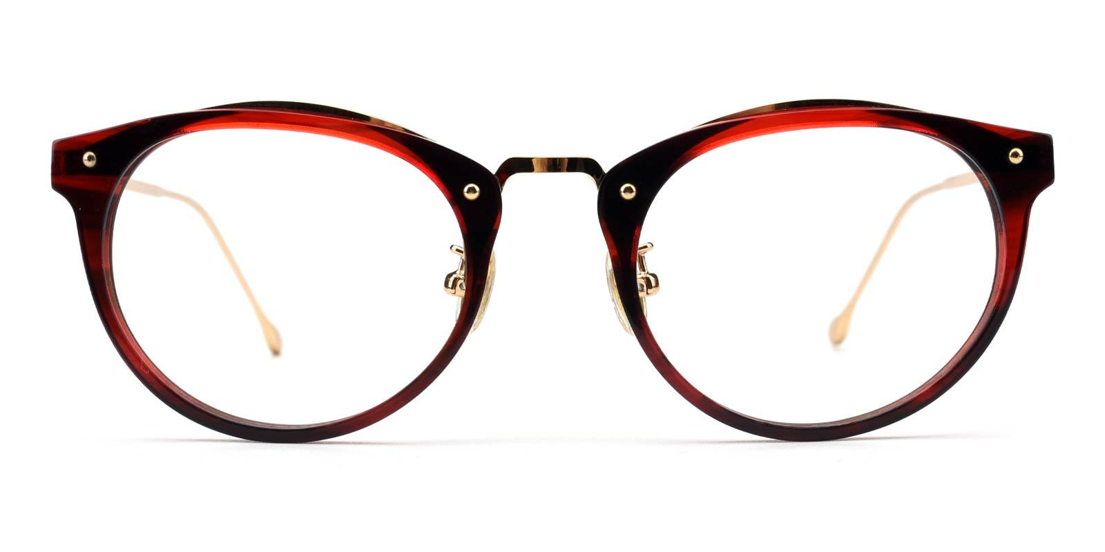 Beverly-Red-Oval-Metal-Eyeglasses-additional2