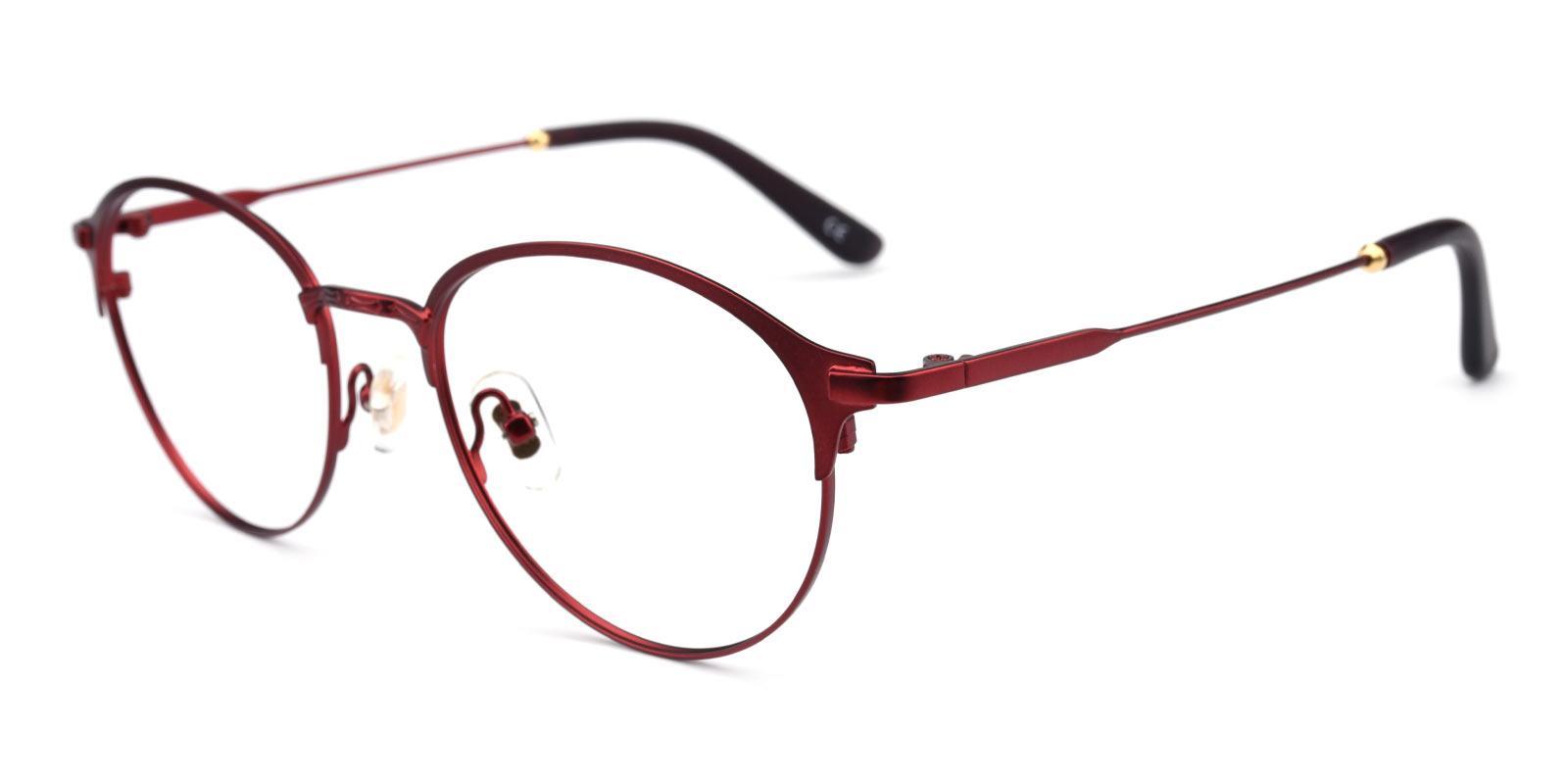 Jean-Red-Round-Metal-Eyeglasses-additional1