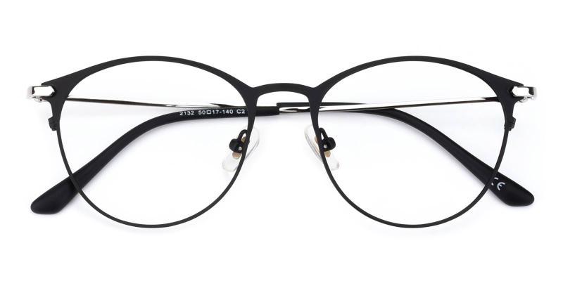 Gosse-Black-Eyeglasses