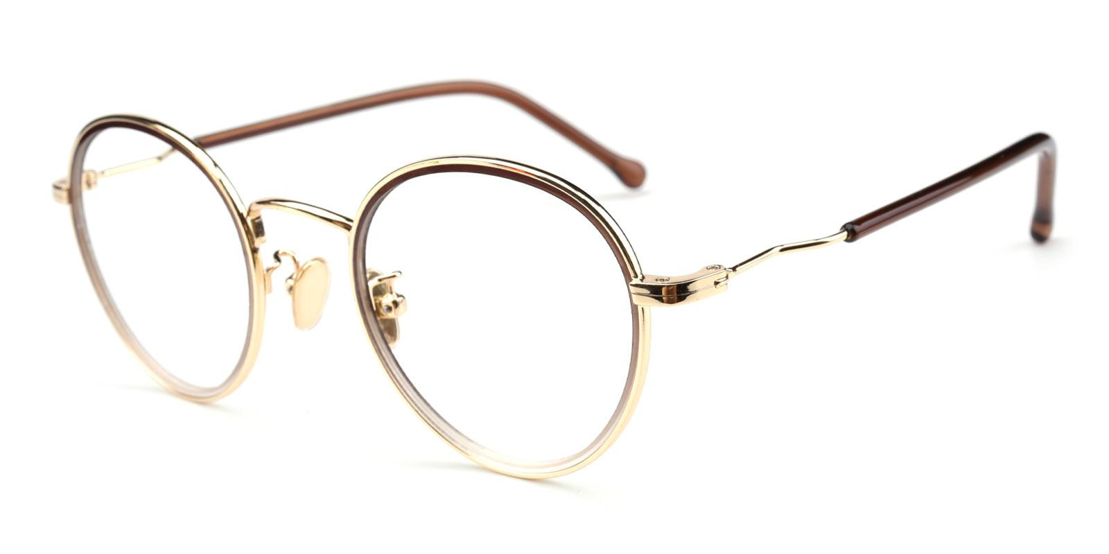 Jenny-Brown-Round-Combination-Eyeglasses-additional1