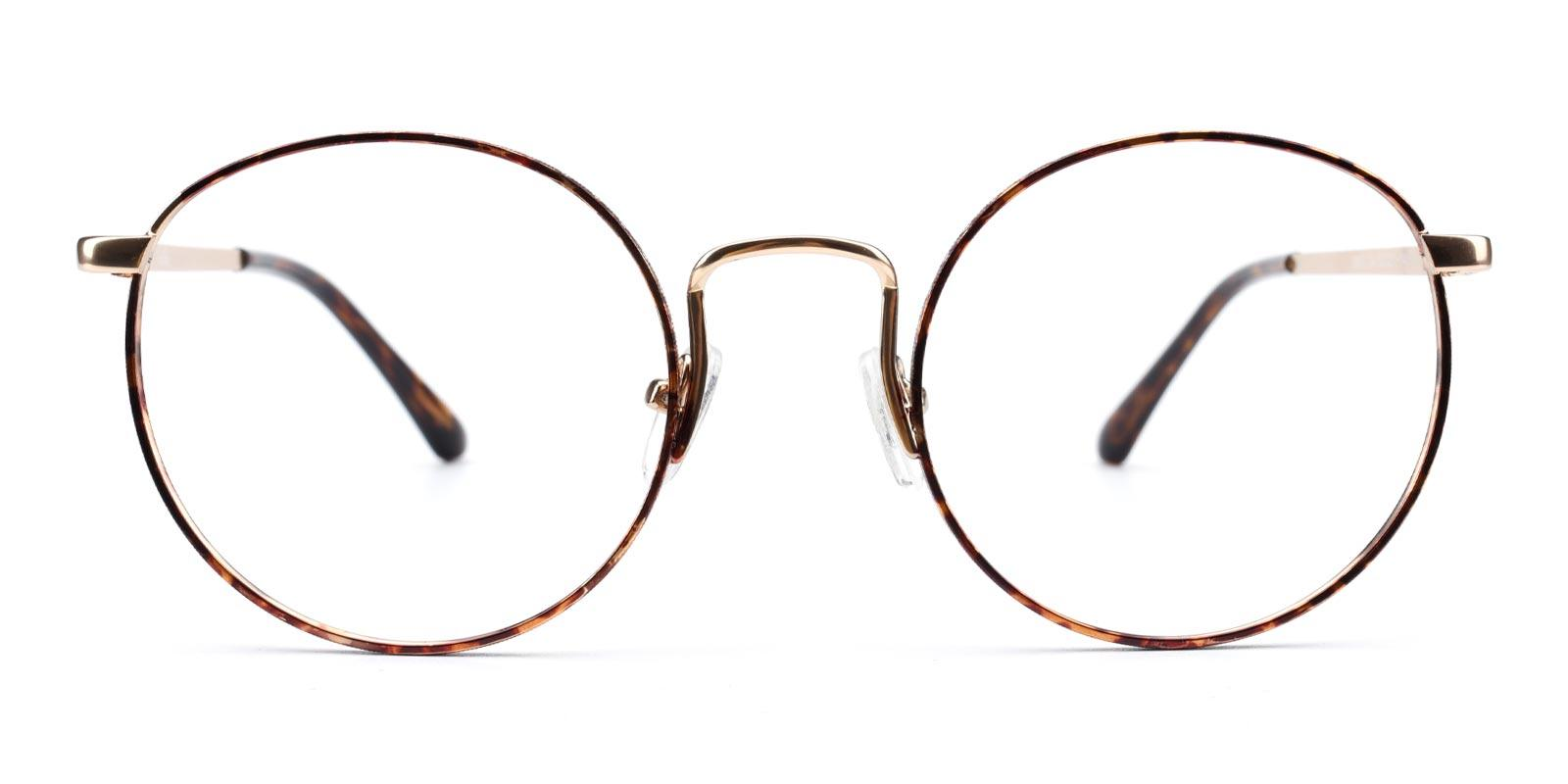 Bertha-Tortoise-Round-Metal-Eyeglasses-detail