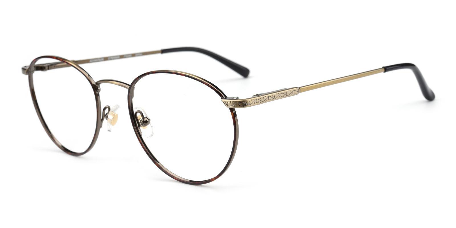 Margaret-Leopard-Oval-Metal-Eyeglasses-detail