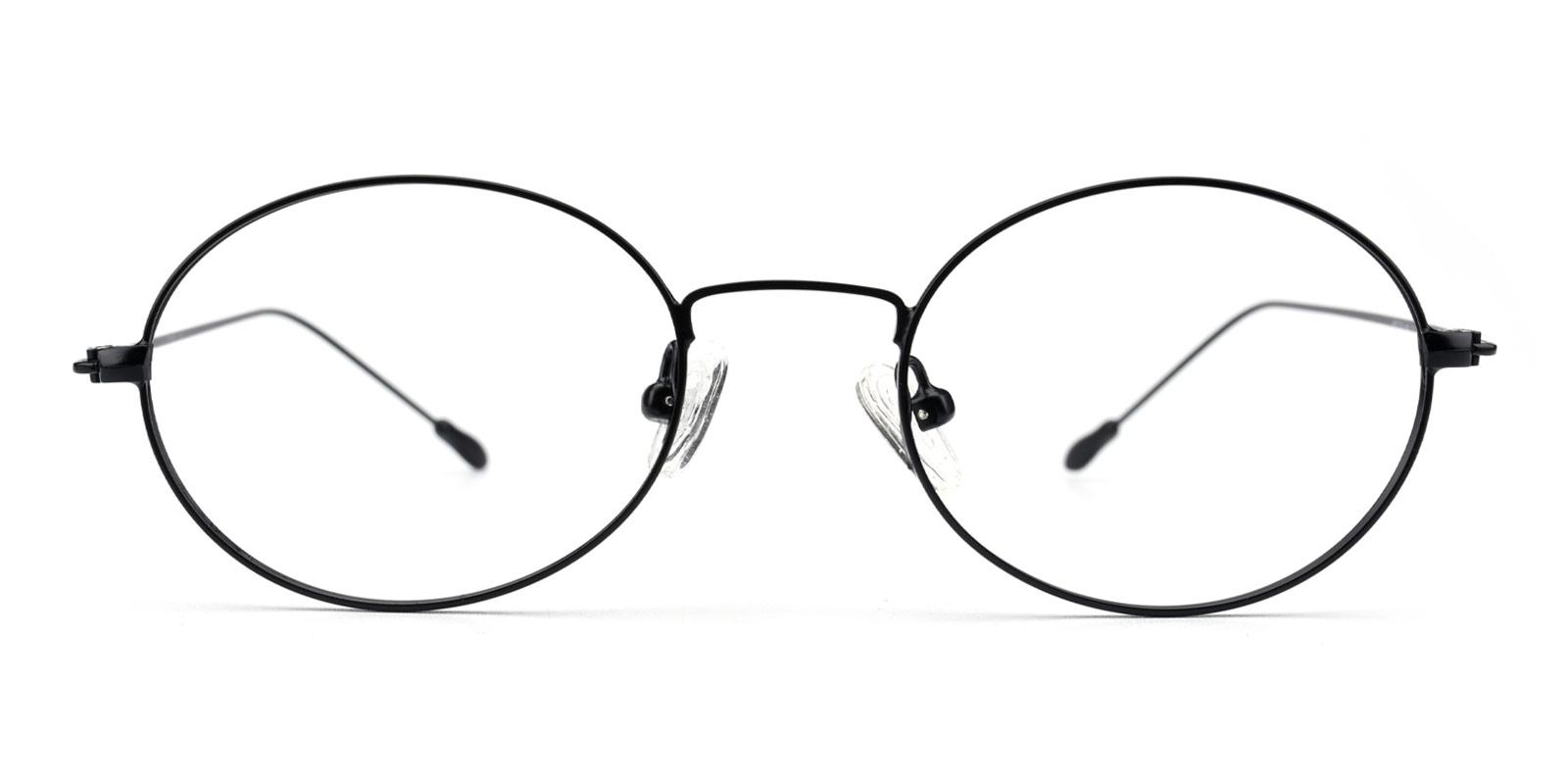 Bertha-Black-Oval-Metal-Eyeglasses-additional2