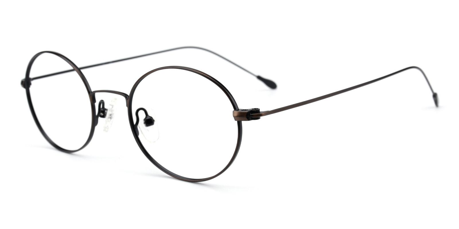Bertha-Brown-Oval-Metal-Eyeglasses-detail