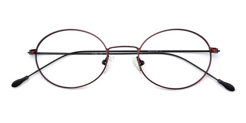 Bertha-Red-Eyeglasses