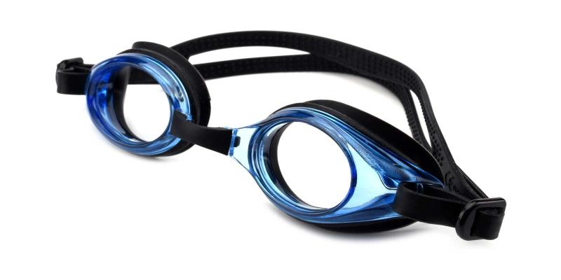 Swimming Goggles-Blue-SportsGlasses