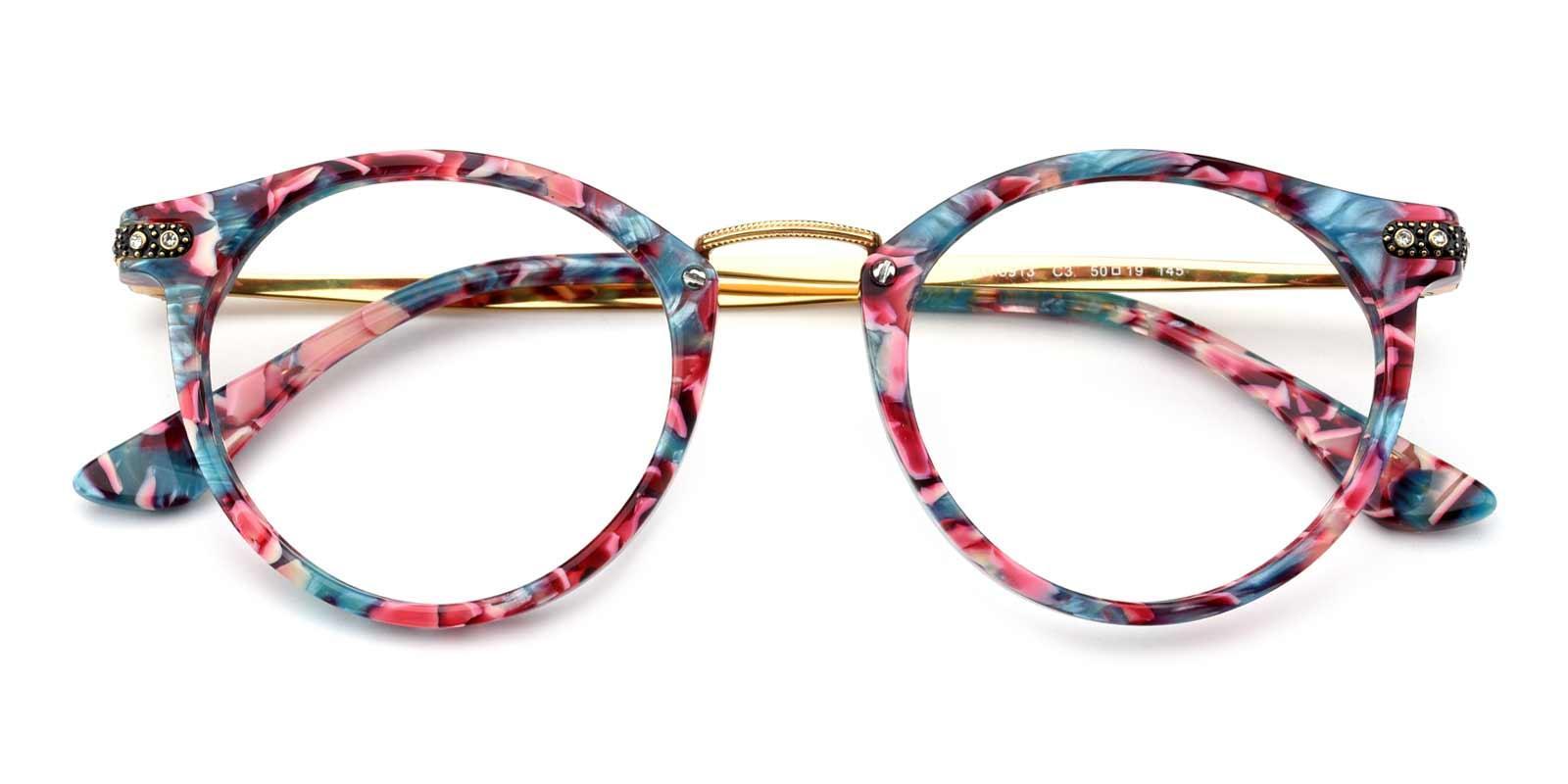 Tami-Pattern-Round-Combination-Eyeglasses-detail