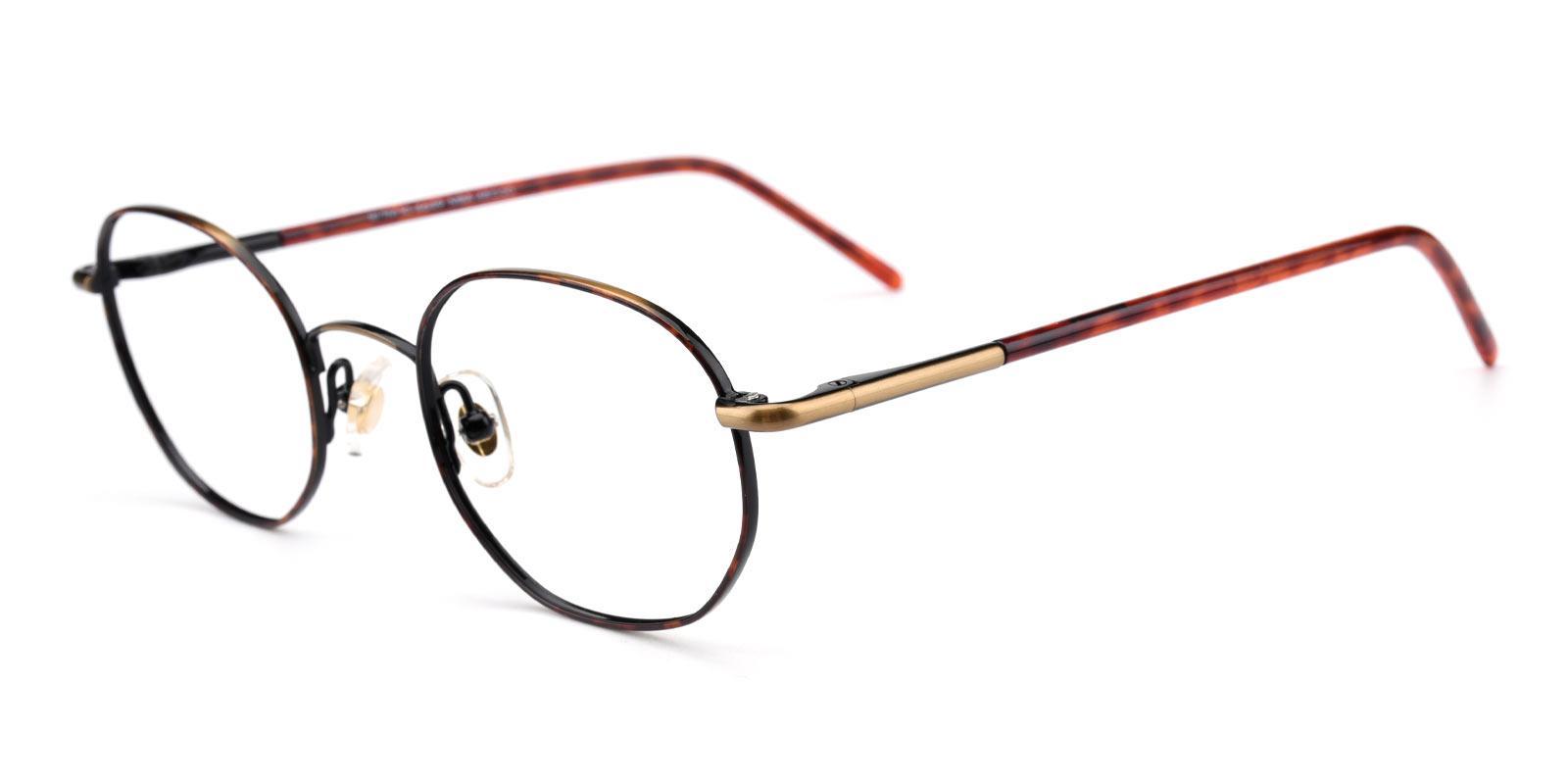 Marcus-Tortoise-Oval-Metal-Eyeglasses-detail