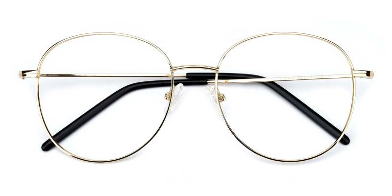 Enid-Gold-Eyeglasses
