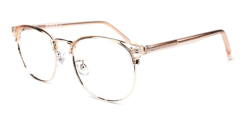 Freda-Orange-Eyeglasses