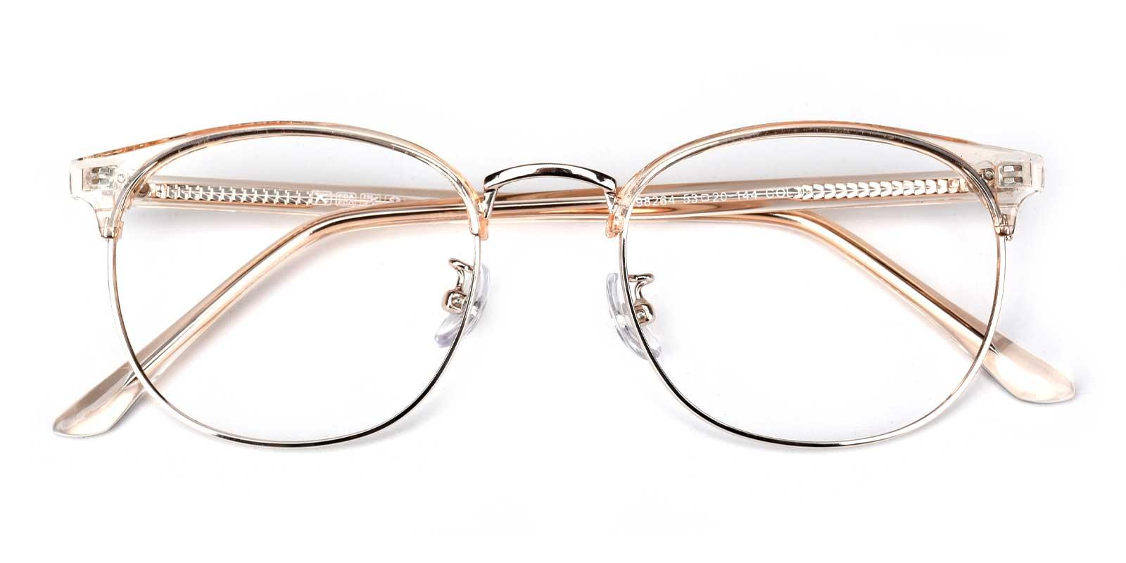 Freda-Orange-Browline-TR-Eyeglasses-detail