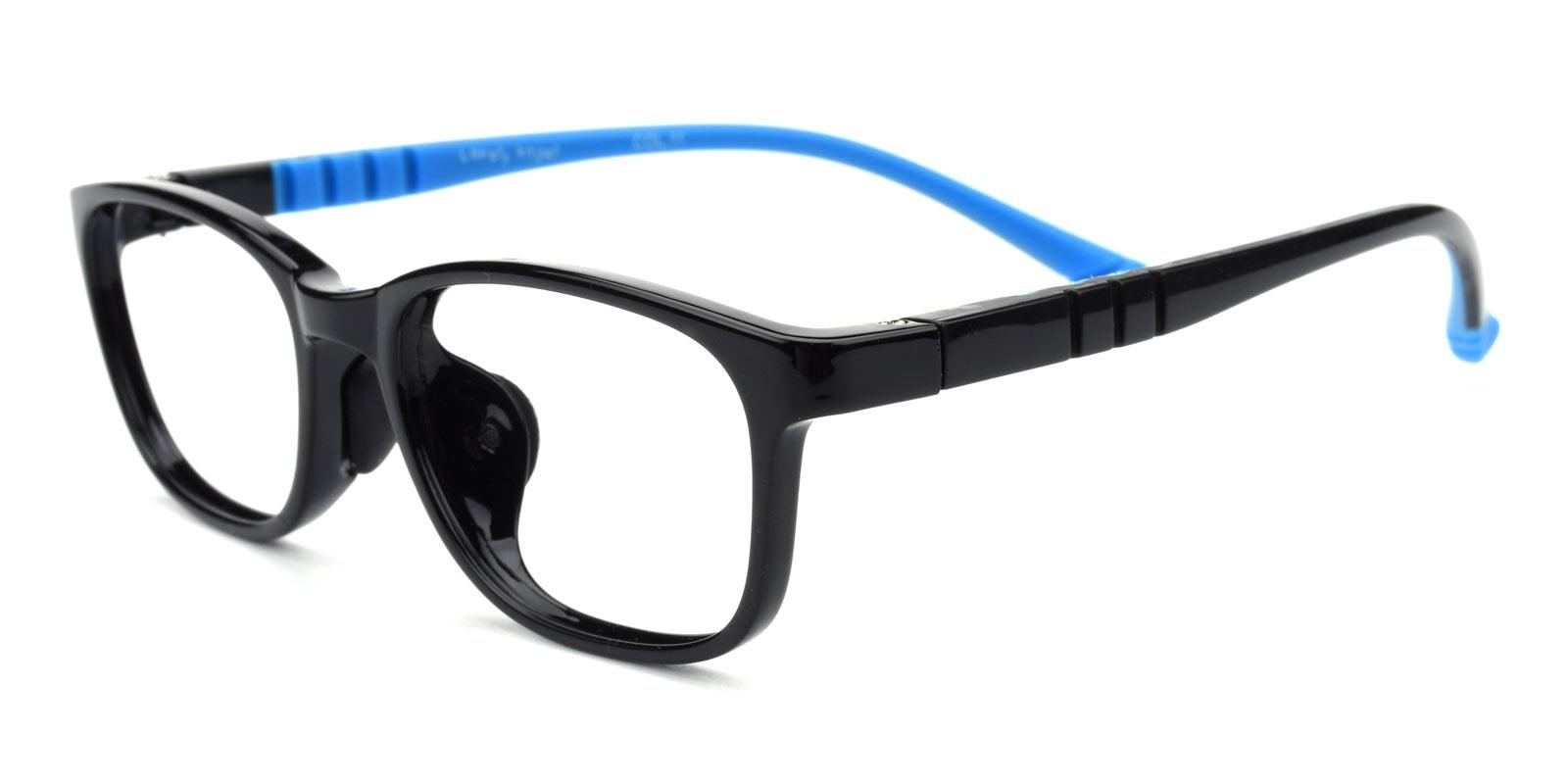 Modesty-Multicolor-Rectangle-Combination / TR-Eyeglasses-additional1