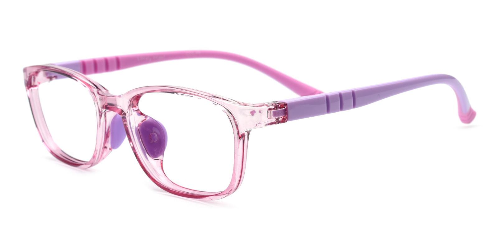 Modesty-Pink-Rectangle-Combination / TR-Eyeglasses-additional1