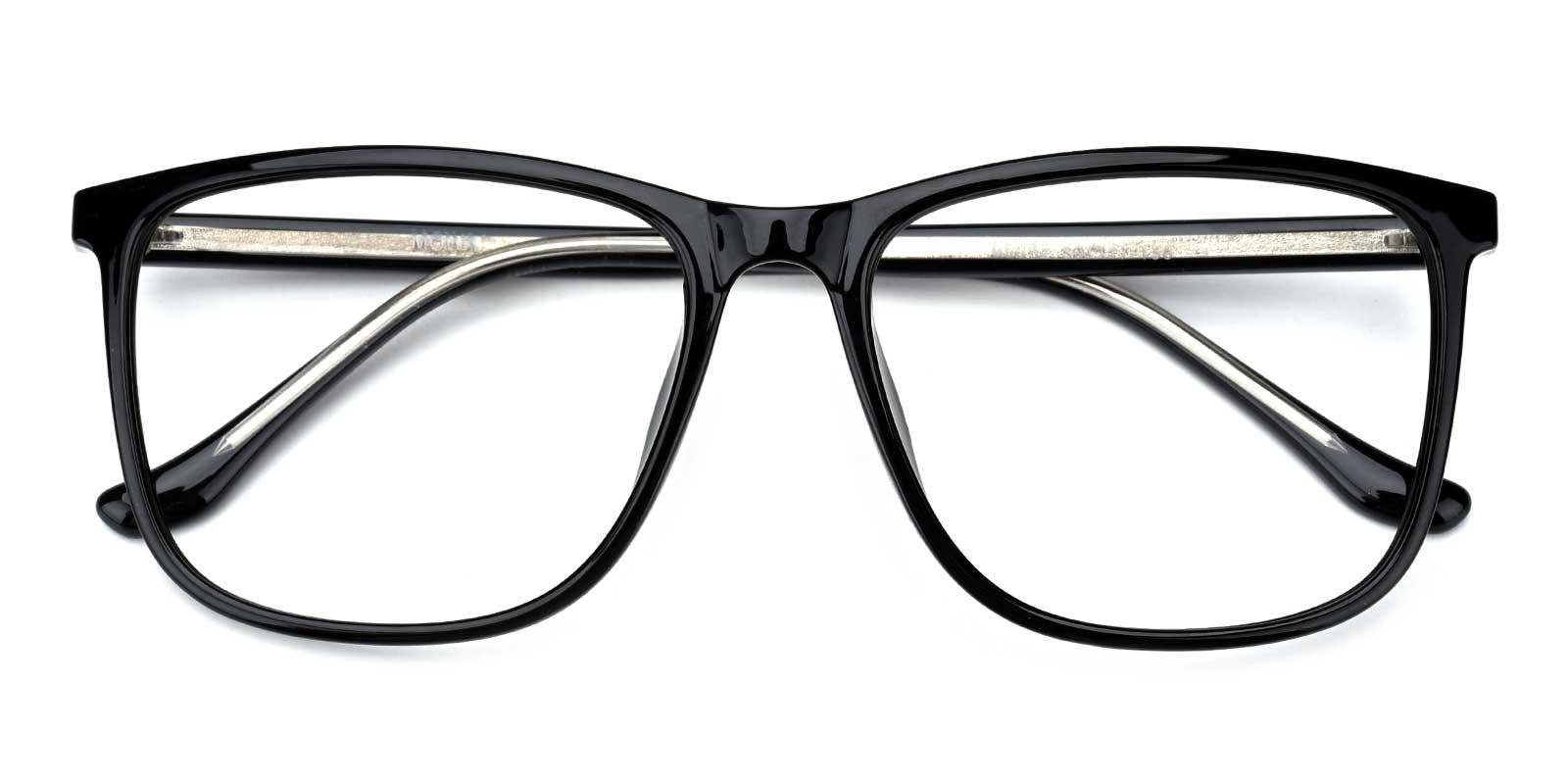 Sheila-Black-Rectangle-TR-Eyeglasses-detail