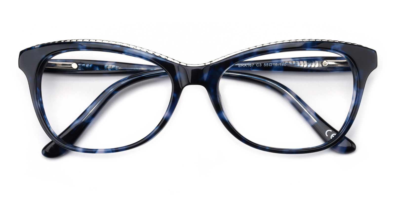 Tammy-Blue-Cat-TR-Eyeglasses-detail