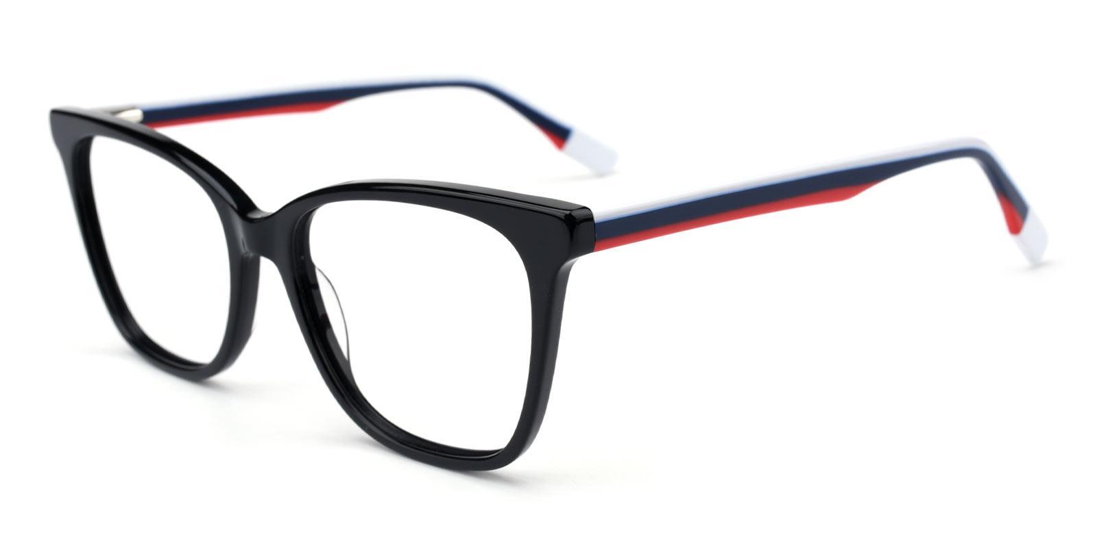Cody-Black-Rectangle-TR-Eyeglasses-detail