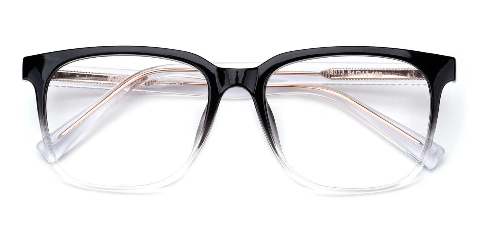 Dallas-Black-Rectangle-TR-Eyeglasses-detail