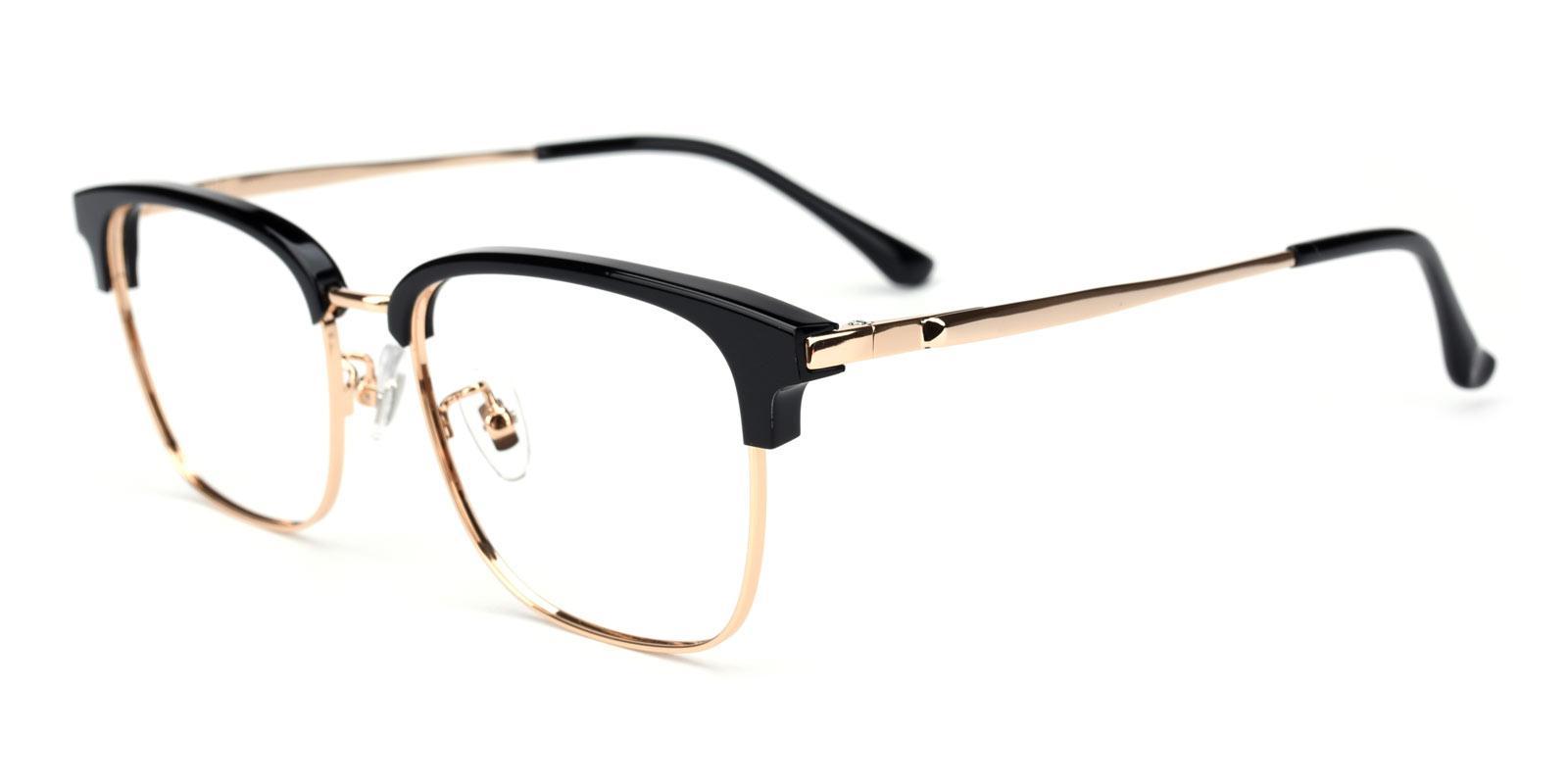 Yuri-Gold-Browline-Titanium-Eyeglasses-additional1