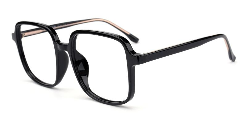 Viola-Black-Eyeglasses