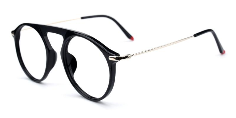 Ellison-Black-Eyeglasses
