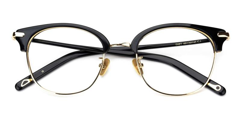 Baron-Black-Eyeglasses