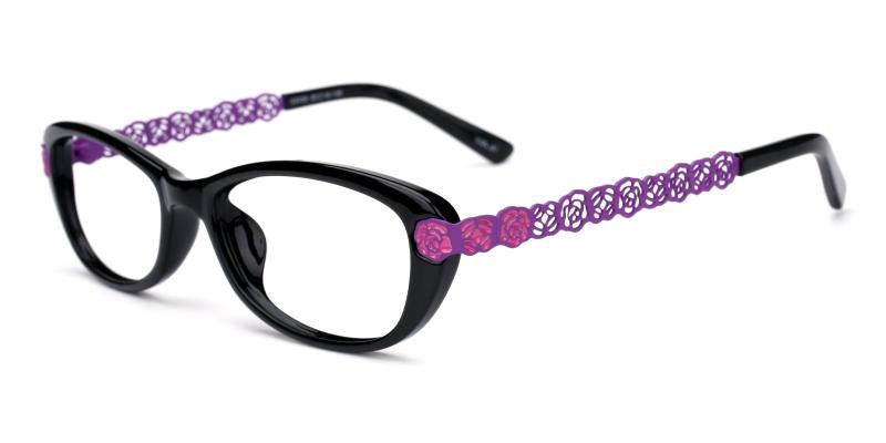 Iris-Black-Eyeglasses